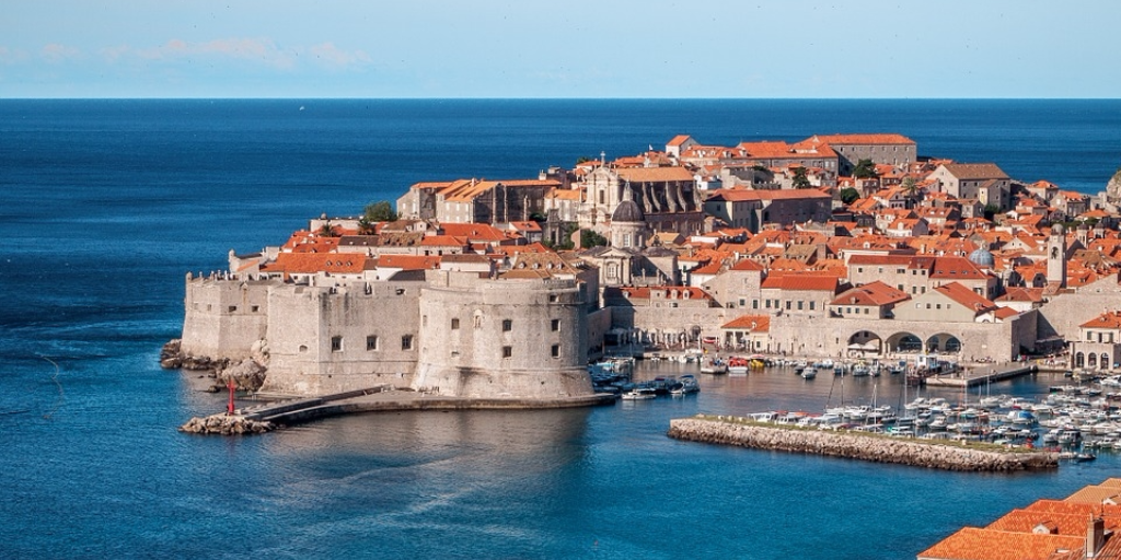 Naturist Holidays in Dubrovnik by Away With Dune