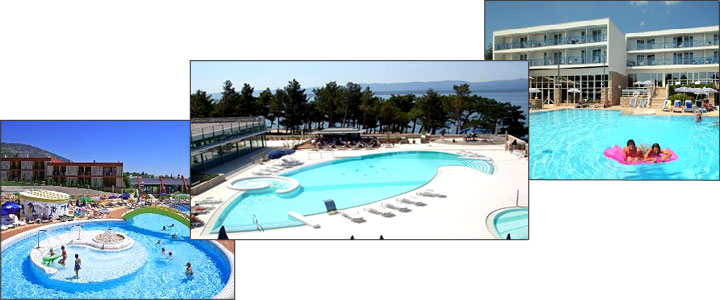 Naturist Resorts in Brac, Croatia