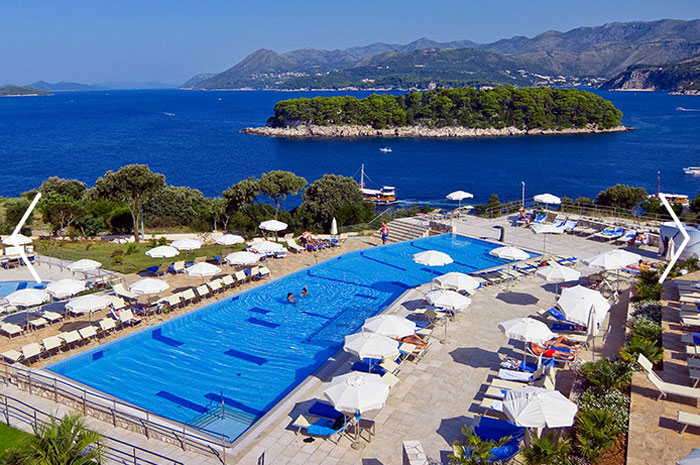 Naturist Holidays in Dubrovnik at the Hotel Argosy by Away With Dune