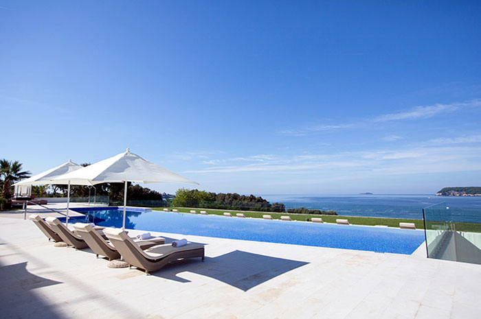Naturist Holidays in Dubrovnik at the Hotel President by Away With Dune