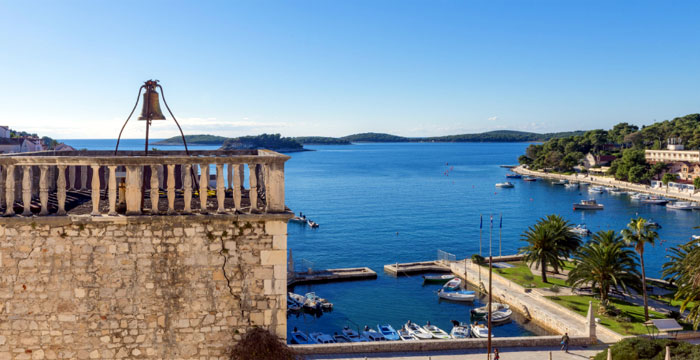 Naturist Holidays in Hvar at the Palace Hotel by Away With Dune